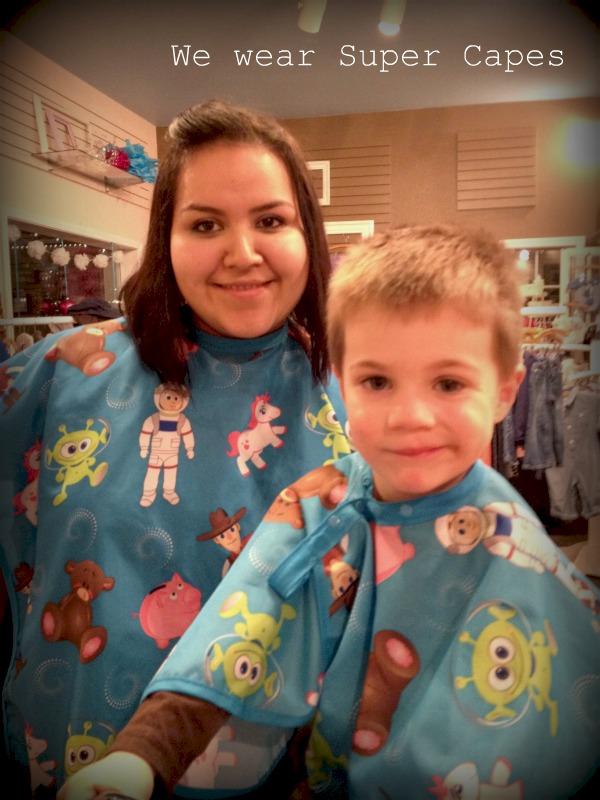 Kids Salon Bella And Max